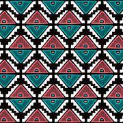 Native ethnic pattern Stock Illustration