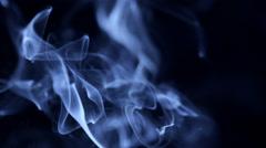 Smoke - Slow Motion Stock Footage