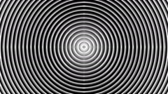 Concentric geometric shapes-03-10-na - stock footage