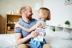 Father holiday Stock Photos