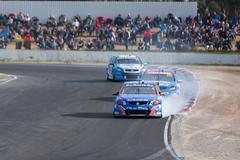 Virgin Australia Supercars Championship, Race 11, 22 May 2016 Stock Photos