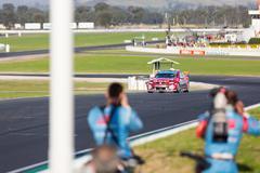 Virgin Australia Supercars Championship, Race 11, 22 May 2016 - stock photo