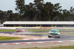 Supercars - Woodstock Kentucky Bourbon - Winton SuperSprint 20-22 May 2016 Stock Photos