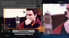 Corporate Innovative Promo Stock After Effects