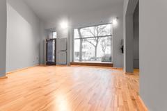 Atelier / shop - real estate interior Stock Photos