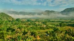 Viñales valley,Cuba Stock Footage