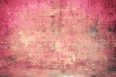 Real Wall Background, Pink Grungy Texture Stock Photos