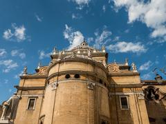 Duomo in Parma, Italy Stock Photos
