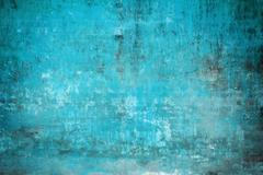 Real Wall Background, Light Blue Gungy Texture Stock Photos