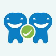 Dental care design. health concept. medical care icon Stock Illustration