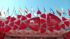 70th Venice Film Festival Stock Footage
