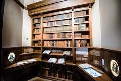 History museum of Polish Jews - stock photo