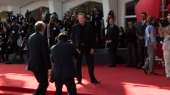William Friedkin red carpet Stock Footage