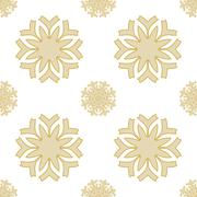 Seamless pattern in pastel colors Stock Illustration