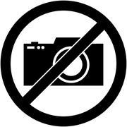 No photography, camera prohibited symbol. Vector. - stock illustration