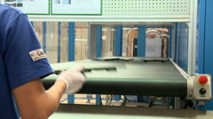 Product Quality Inspection Stock Footage