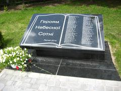 List of people killed during Euromaidan Stock Photos