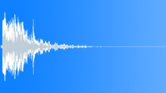 Metal_Hit_Crash_208 Sound Effect