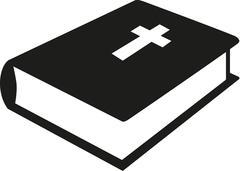 Bible icon Stock Illustration