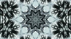 Dark Metallic Pattern Stock Footage