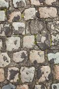Stone paving texture Stock Photos