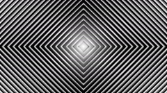 Concentric geometric shapes-05-10-pa - stock footage