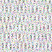 Halftone Pattern. Colored Dotted Background - stock illustration