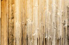 Old Planked Wood Used As Background Stock Photos