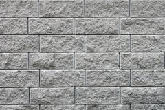 Detail of building a new house, a brick wall, background of brick - stock photo