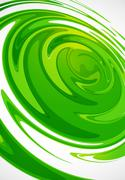 Abstract nature wave background. - stock illustration