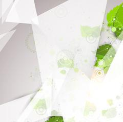 Abstract geometry technology background. - stock illustration