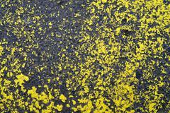 Paint asphalt texture Stock Photos