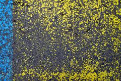 paint asphalt texture - stock photo