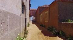 Sanctuary Complex Santuario de Nossa Senhora do Cabo Espichel Stock Footage