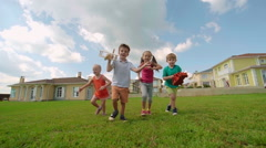 Summer Mood - stock footage