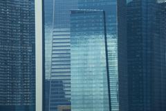 Office Buildings, Singapore, Southeast Asia, Asia Stock Photos