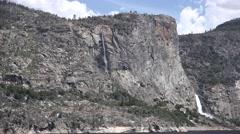 Hetch Hetchy National Park Stock Footage