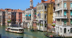 Venice Italy travel background. Venice travel. Travel Venezia. Travel Italy. Stock Footage