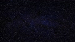 Loopable: Dense Star Field / Deep Space / Stars Background - stock footage