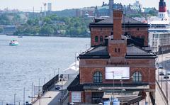 Stockholm Fotografiska - stock photo
