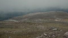 Timelapse - Cairngorm National Park, Scotland Stock Footage