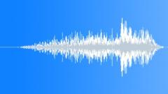Cosmic accelerating burst deploy Sound Effect