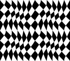 Hypnotic Fascinating Abstract Image.Vector Illustration - stock illustration