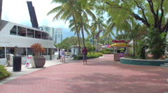 Fort Lauderdale tourism Stock Footage