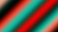 Geometrical Colored Lines Flowing Loop Background - stock footage