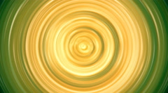 Yellow Radial Motion Lines Background Stock Footage