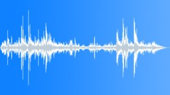 Plastic Bin Small Part Inside Movement 1 Sound Effect