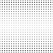 Seamless Modern Pattern With Dots Stock Illustration