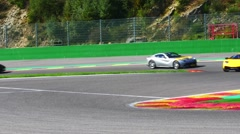 Ferrari F12berlinetta Stock Footage