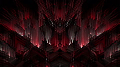 RED Evil 60fps VJ Loops. EDM VIsuals Stock Footage
